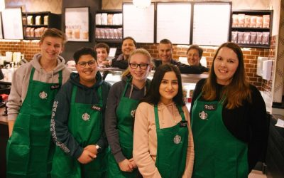 Coffee Experience bei Starbucks in Bonn