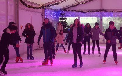 Mentoring2gether: Eislaufen bei BonnonIce